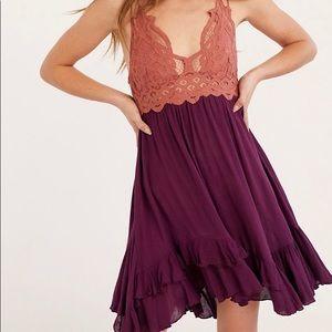 Free People: One Adella Slip Dress